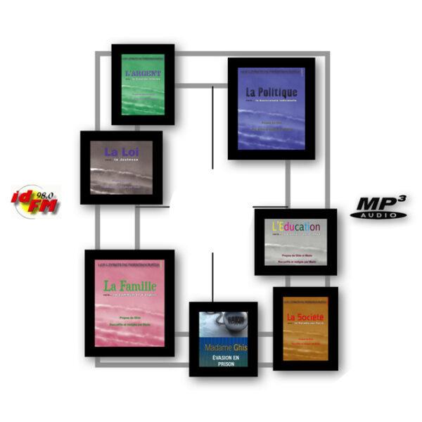 CD Audio Mp3 Ghis IDFM-2