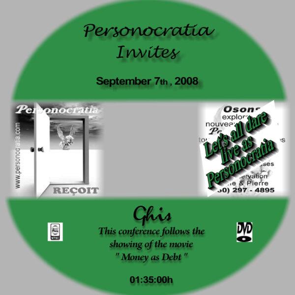 Personocratia INVITESMoney-650