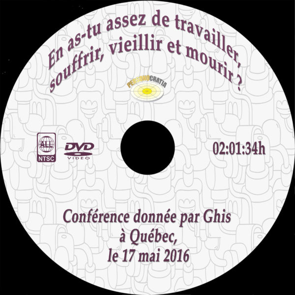 Puck Conference Quebec 2016